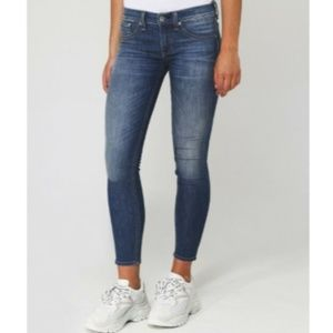 NEW Rag & Bone Ankle Skinny Jeans in Rae 28